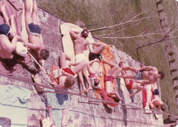 DU Beach Circa 1979